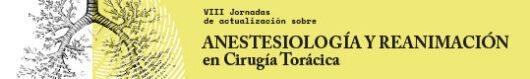 Jornadas Anestesiologia Toracica